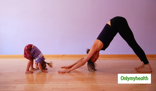 5 Exercises To Do With Your Kids To Strengthen Your Bond