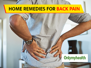Home Remedies to Treat Back Pain Naturally