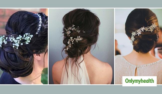 5 Braid Buns to Flaunt This Wedding Season