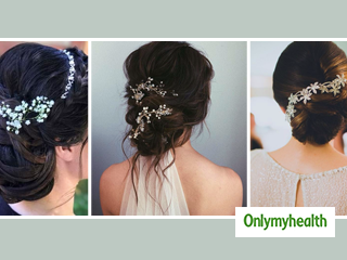 5 Braid Buns to Flaunt This Wedding Season