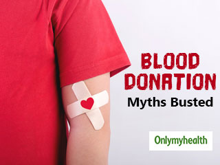 Busting <strong>Myths</strong> About Blood Donation