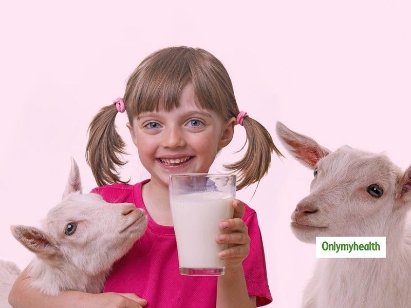 Goat Milk Benefits For Babies: Can Be Good For Infant Gut Health