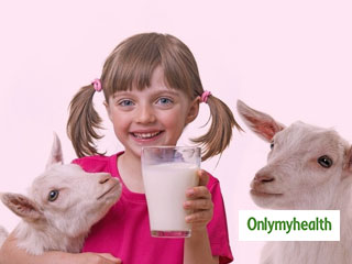Goat Milk <strong>Benefits</strong> For Babies: Can Be Good For Infant Gut <strong>Health</strong>