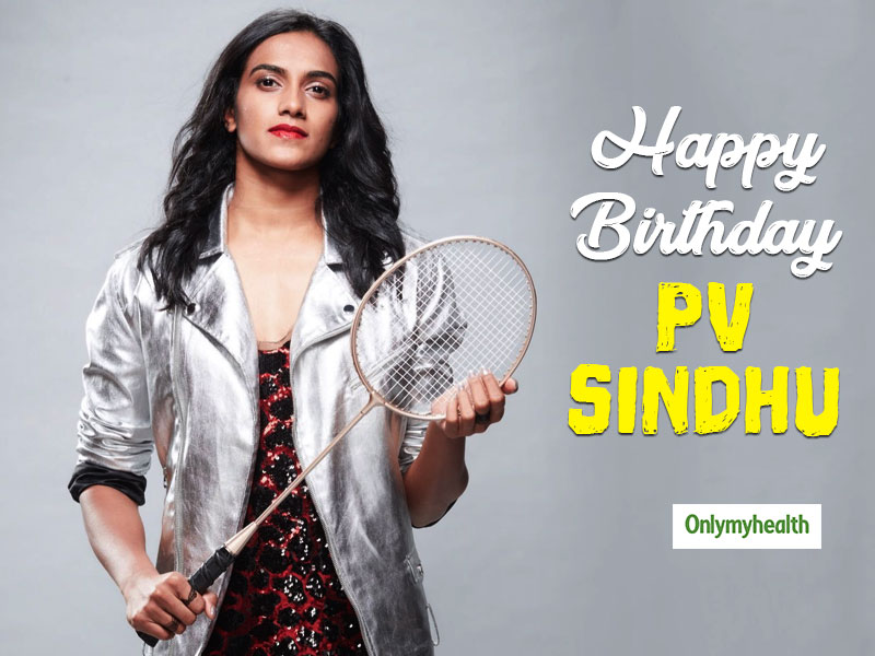 p.v. Sindhu Fitness Mantra and diet plan that will surprise you