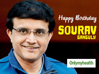 Happy <strong>Birthday</strong> Sourav Ganguly: Here's A Complete Guide To Dada's Diet And Fitness