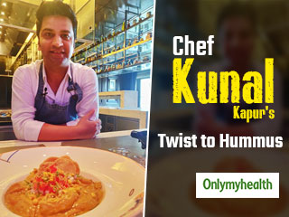 Chef Kunal Kapur's Twist to Hummus: Here's How Hummus Is a Versatile Replacement To All Things Fatty
