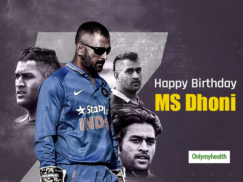 Happy Birthday Dhoni: Top 10 Hairstyles by our Captain Cool