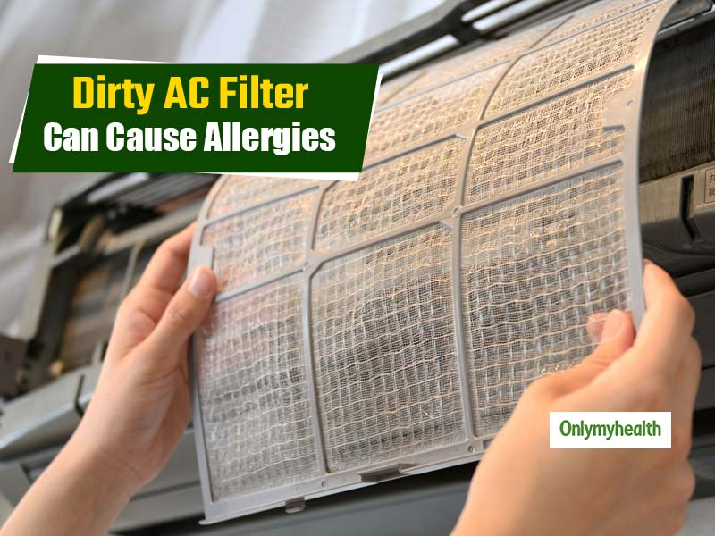 Dirty Air Conditioner Filter Problems: Can Cause Allergies, Reveals PGI Study
