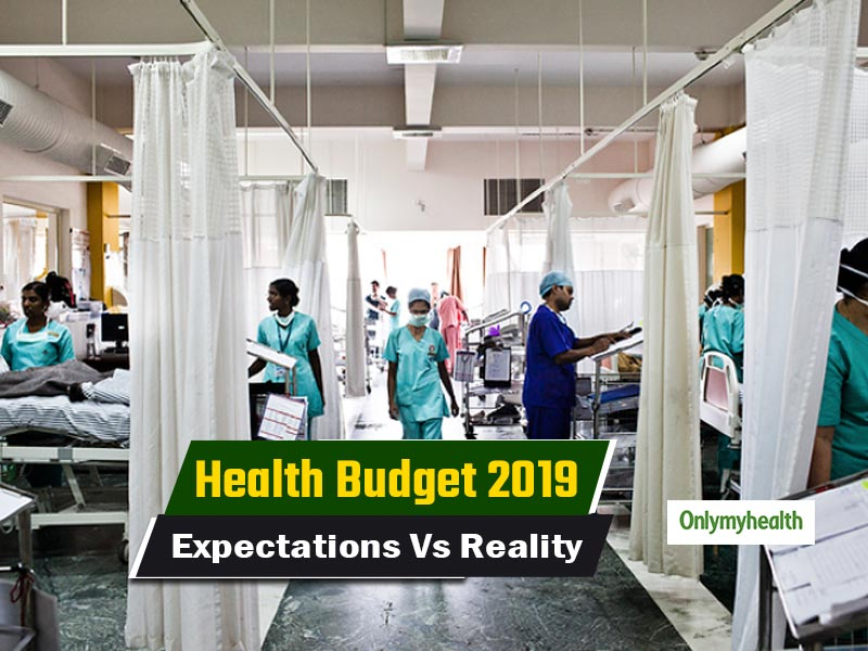 Health Budget 2019: Nothing Specific From The Finance Minister on Pushing The Health Sector Budgets