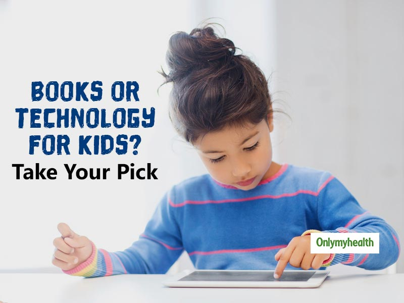 Less Reading and More Use Of Technology May Slower Cognitive Development in Children