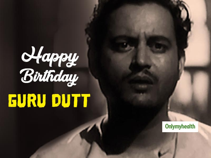 Tormented by life, Guru Dutt's mental illness is a story of its own