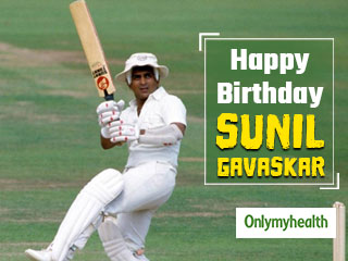 Happy Birthday Sunil Gavaskar: Here's The <strong>Fitness</strong> <strong>Secret</strong> Of Dynamic Cricketer Turned Commentator