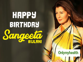 <strong>Happy</strong> <strong>Birthday</strong> Sangeeta Bijlani: The Oye-Oye Star's Fitness Regime Is An Inspiration For Women Half Her Age