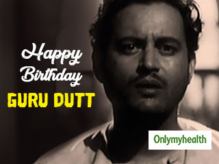 Tormented By Life, Guru Dutt's Mental Illness Is A Story In It's Own