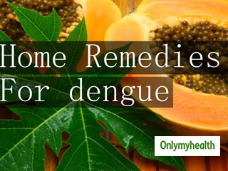 <strong>Natural</strong> Remedies for Dengue Prevention and <strong>Treatment</strong> At Home