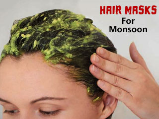 <strong>Hair</strong> Masks For Monsoon: Tackle The Frizz With These 6 Home Hacks