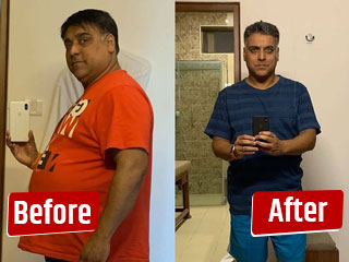 Ram Kapoor Went Fat to Fit Through Intermittent Fasting