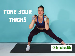 Trim <strong>Your</strong> Thighs Perfectly With These Simple Exercises