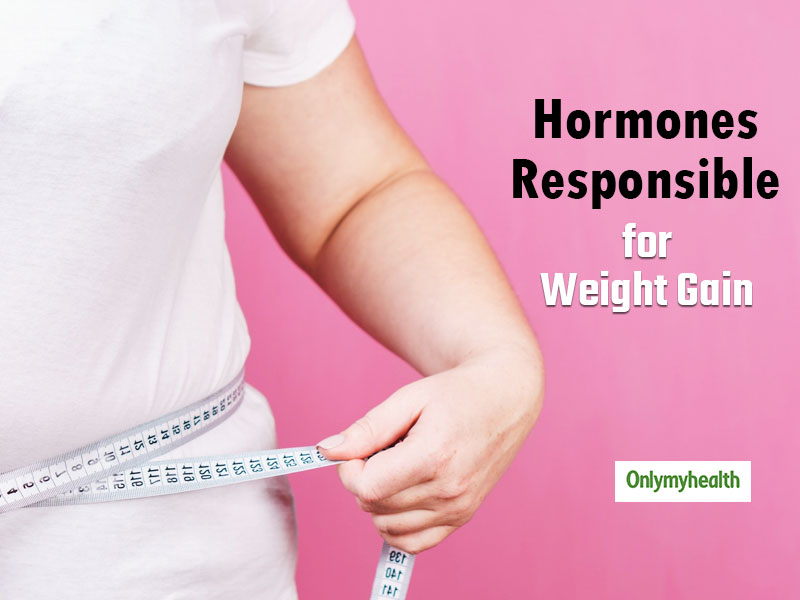 Beware Ladies, These Hormones are Responsible for Weight Gain in Women