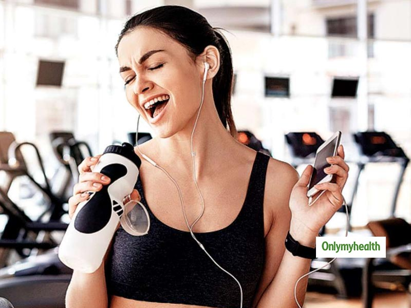 Music Enhances Workout By Making It More Enjoyable