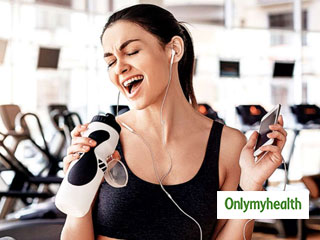 <strong>Music</strong> Enhances Workout By Making It More Enjoyable