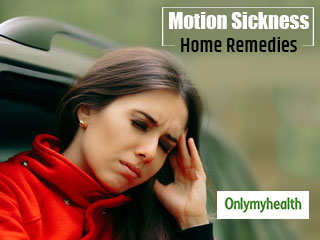 Get Rid Of <strong>Motion</strong> <strong>Sickness</strong> With These Simple Home Remedies