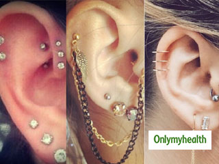 7 Astonishing Health Benefits Of <strong>Ear</strong> And Nose Piercing