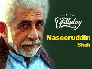 Happy Birthday Naseeruddin Shah: Age Is Just A Number, <strong>Style</strong> Is Everything