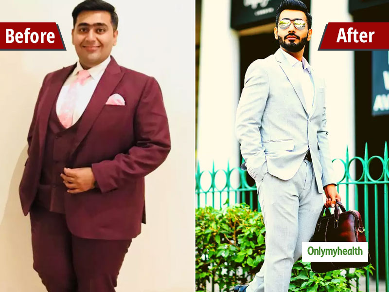 Get Fit Like Rishabh Who Lost 46 Kgs By Just Walking