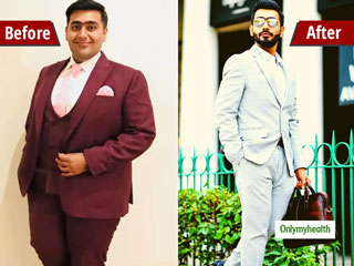 Get Fit Like Rishabh Who Lost 46 Kgs By Just <strong>Walking</strong>