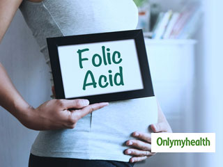 Ladies, Include Folic Acid In Your Diet Before Pregnancy