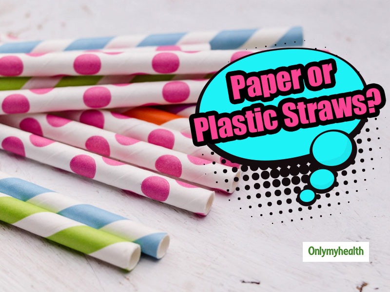 Are Paper Straws As <strong>Harmful</strong> As Plastic Ones?