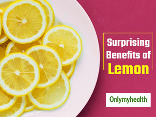 8 Hidden Health Benefits Of <strong>Lemon</strong>