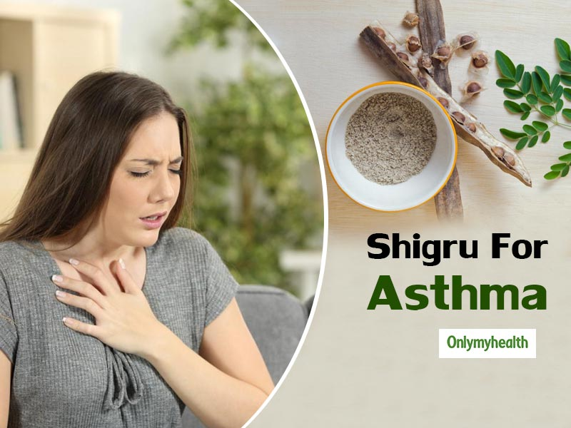 Treating asthma naturally with Shigru