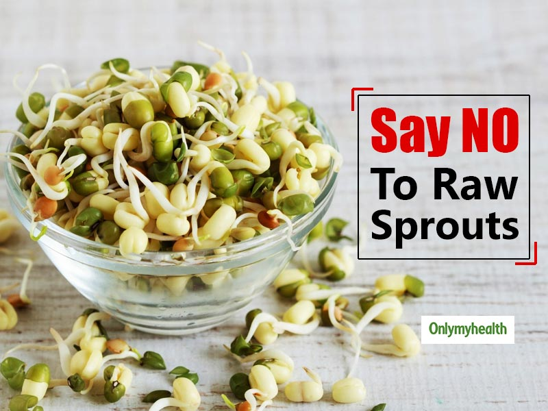 Risks Associated With Eating Raw Sprouts