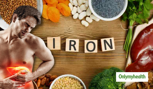 According to the study, high iron intake may increase the risk of stroke.