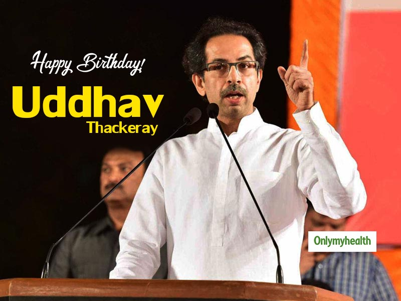Happy Birthday Uddhav Thackeray: Know His Life After Angioplasty