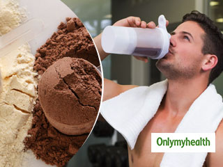 What To Add In Protein Powder: Milk or <strong>Water</strong>?