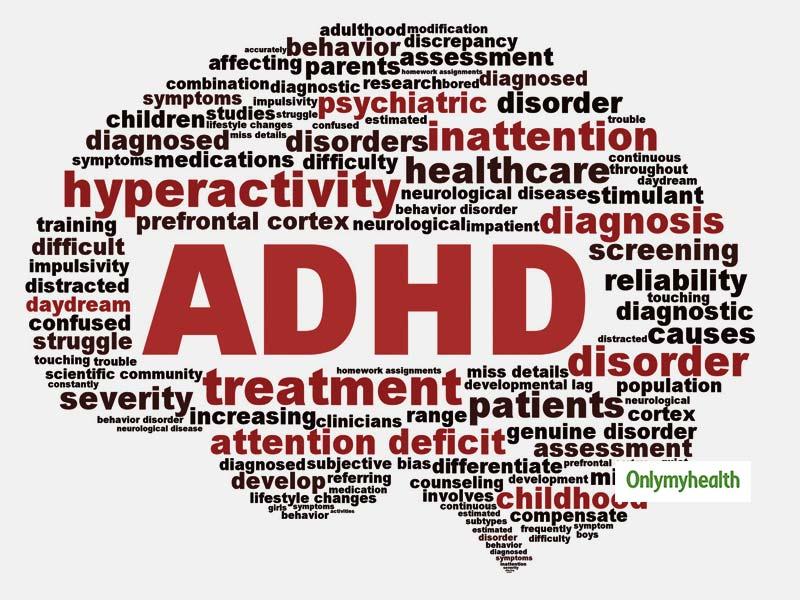 Sport can help alleviate ADHD symptoms.
