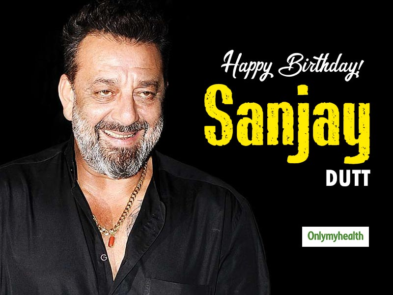 Happy Birthday Sanjay Dutt: 60 Years Full Of Ups And Downs