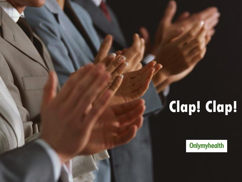 Clapping Therapy: 7 Remarkable Benefits Of Clapping Hands