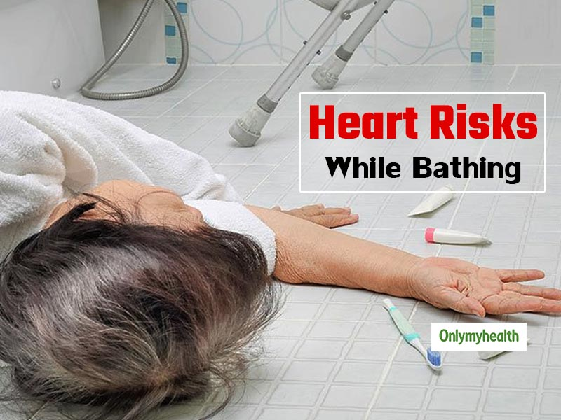 Know Why Heart Stroke and Cardiac Arrest Are Frequent While Bathing