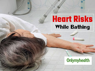 Know Why Heart Stroke and <strong>Cardiac</strong> <strong>Arrest</strong> Are Frequent While Bathing