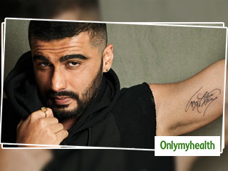 Think Of Getting Inked Just Like Arjun <strong>Kapoor</strong>? Here's All You Need To Know Before Getting A Tattoo