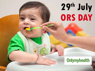 World ORS Day 2019: Know How ORT And ORS Helps Save <strong>Lives</strong>