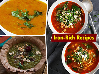 Healthy Diet Recipes: 3 <strong>Iron</strong>-Rich Dishes To Boost Immunity And Metabolism