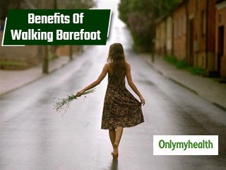 Health Tip: Walking Barefoot Is Extremely Therapeutic