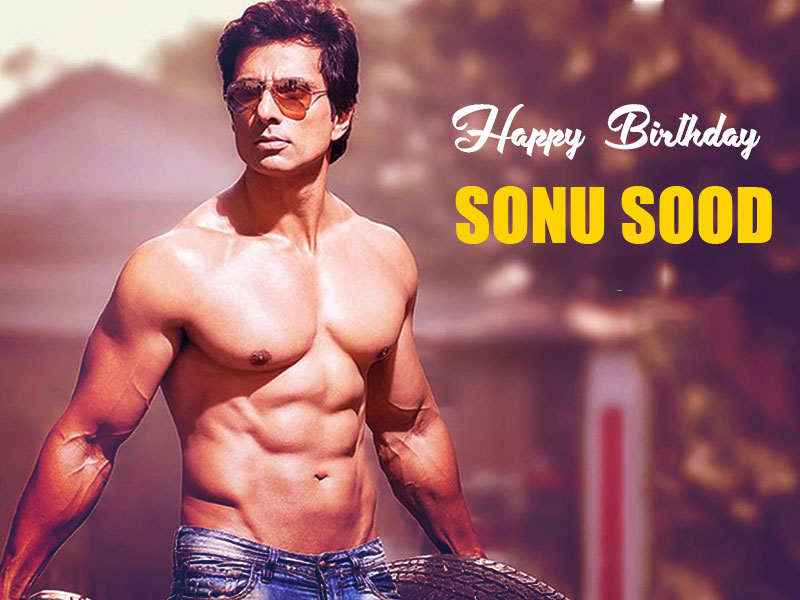 Happy Birthday Sonu Sood: Know What It Takes To Maintain A Tough Body Like Sonu