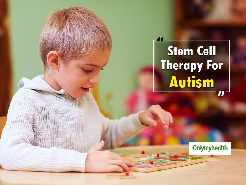 Autism is possible with stem cell therapy