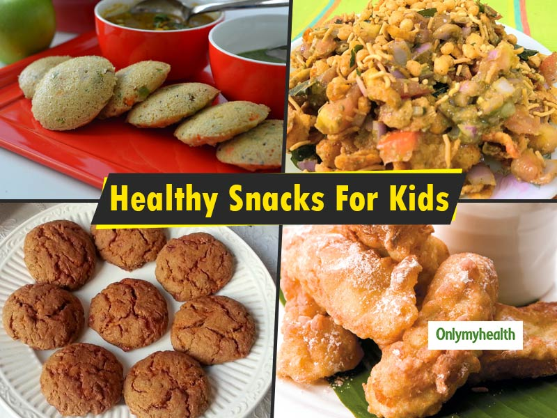Healthy Snacks For Kids: 4 Homemade Dishes To Control The  Munching Habits